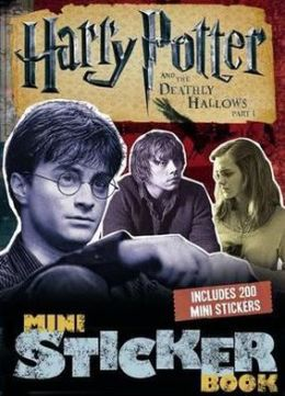 Harry Potter and the Deathly Hallows Mini Sticker Book