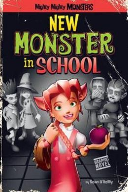 New Monster in School