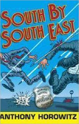 South by Southeast (Diamond Brothers Series #3)