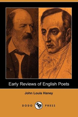 Early Reviews Of English Poets (Dodo Press)