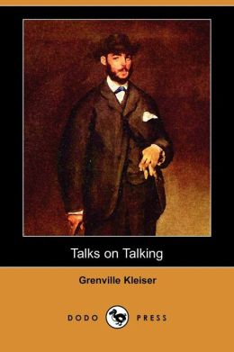 Talks On Talking (Dodo Press)