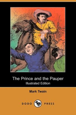 The Prince And The Pauper (Illustrated Edition)