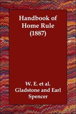 Handbook of Home Rule