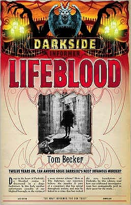 Lifeblood (Darkside Series #2)