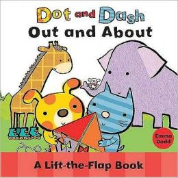 Dot and Dash Fly a Kite