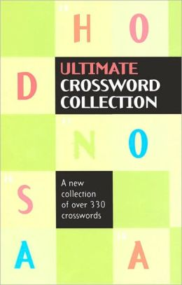Ultimate Crossword Collection
