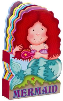 Mermaid (Die-Cut Kids Series)