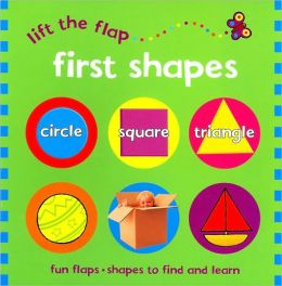 Lift the Flap: First Shapes