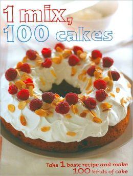 1=100 1 mix 100 cakes