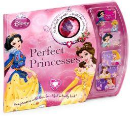 Disney Princess: Perfect Princess (Disney Board Game Book Series)