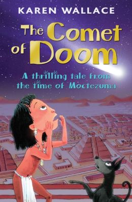 The Comet of Doom: A Thrilling Tale from the Time of Moctezuma