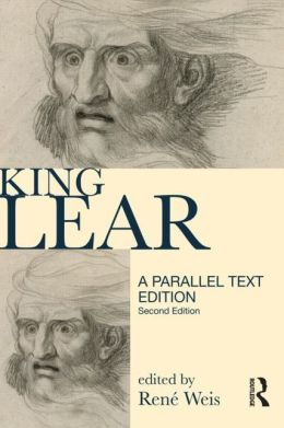 King Lear: 1608 and 1623 Parallel Text Edition