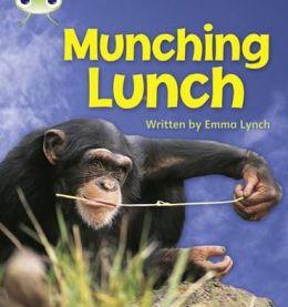 Phonics Bug Munching Lunch Phase 3