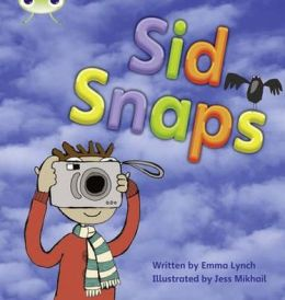 Phonics Bug Sid Snaps Phase 4