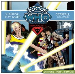 Doctor Who: Demon Quest: Starfall: A Multi-Voice Audio Original Starring Tom Baker #4
