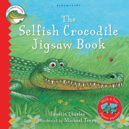 The Selfish Crocodile Jigsaw Book