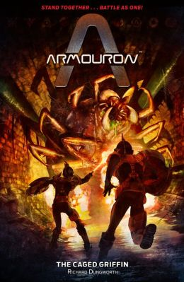 Armouron: The Caged Griffin