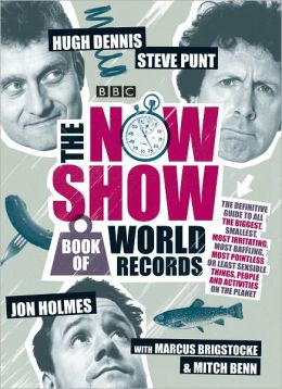 The Now Show Book of World Records
