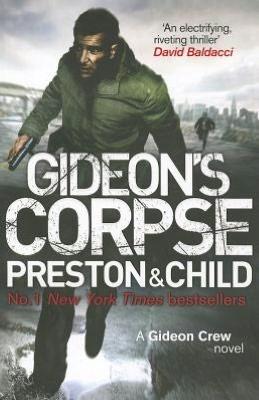 Gideon's Corpse (Gideon Crew Series #2)