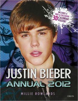 Justin Bieber Annual 2012