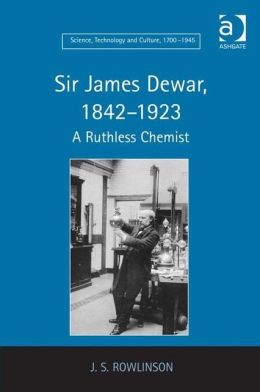 Sir James Dewar, 1842-1923