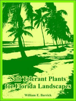 Salt Tolerant Plants for Florida Landsca