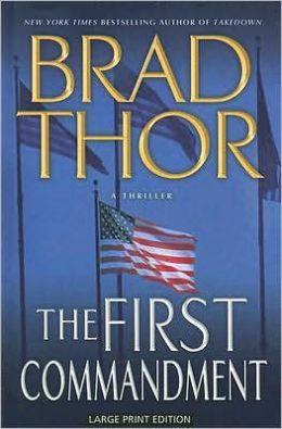 The First Commandment (Scot Harvath Series #6)