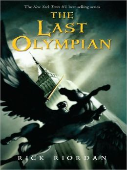 Awesome: Percy Jackson and the Last Olympian