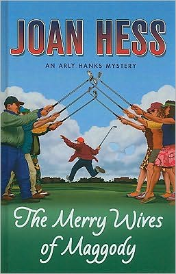 The Merry Wives of Maggody (Arly Hanks Series #16)