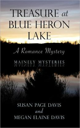 Treasure at Blue Heron Lake: A Romance Mystery