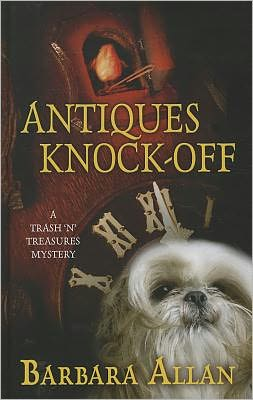 Antiques Knock-Off (Trash 'n' Treasures Series #5)
