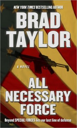 All Necessary Force (Pike Logan Series #2)