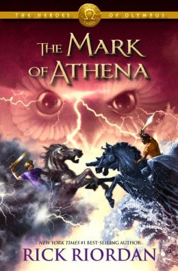 The Mark of Athena (The Heroes of Olympus Series #3)