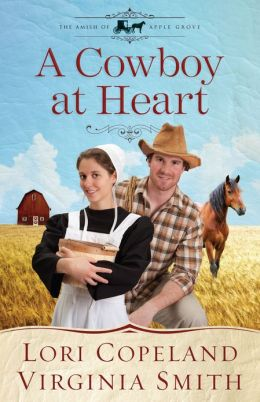 A Cowboy at Heart (Amish of Apple Grove Series #3)