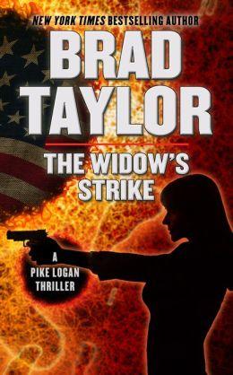 The Widow's Strike (Pike Logan Series #4)