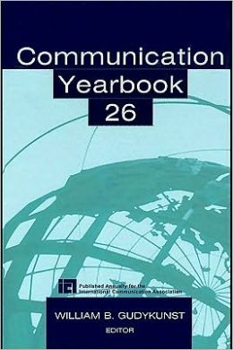 Communication Yearbook 26