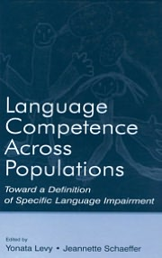 Language Competence Across Populations