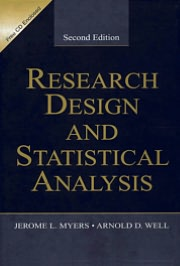 Research Design & Statistical Analysis