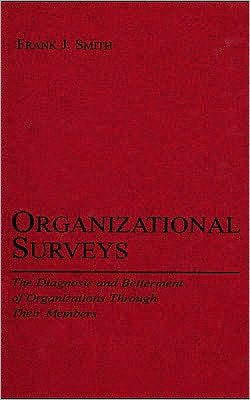 Organizational Surveys
