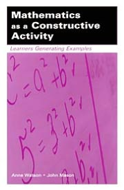 Mathematics as a Constructive Activity