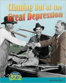 Climbing Out of the Great Depression: The New Deal