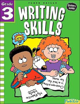 Writing Skills: Grade 3 (Flash Skills)