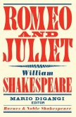 Book Cover Image. Title: Romeo and Juliet (Barnes & Noble Shakespeare), Author: William Shakespeare