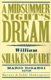 Book Cover Image. Title: A Midsummer Night's Dream (Barnes & Noble Shakespeare), Author: William Shakespeare