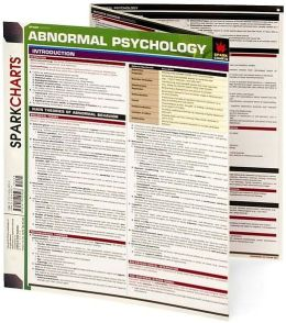 Abnormal Psychology (SparkCharts)