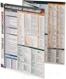 Portuguese Vocabulary (SparkCharts)