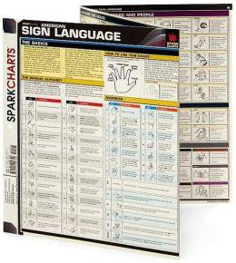 American Sign Language (SparkCharts)