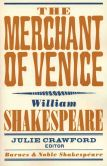Book Cover Image. Title: The Merchant of Venice (Barnes & Noble Shakespeare), Author: William Shakespeare