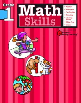 Math Skills: Grade 1 (Flash Kids Math Skills Series)