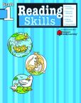 Book Cover Image. Title: Reading Skills, Grade 1 (Flash Kids Reading Skills Series), Author: Flash Kids Editors